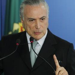 Michel Temer (Foto: Givaldo Barbosa)