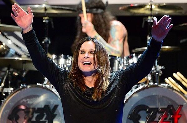 O músico Ozzy Osbourne (Foto: Instagram)