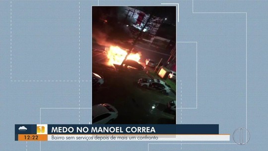 Carro apreendido por policiais é incendiado em pátio de delegacia em Cabo Frio, no RJ