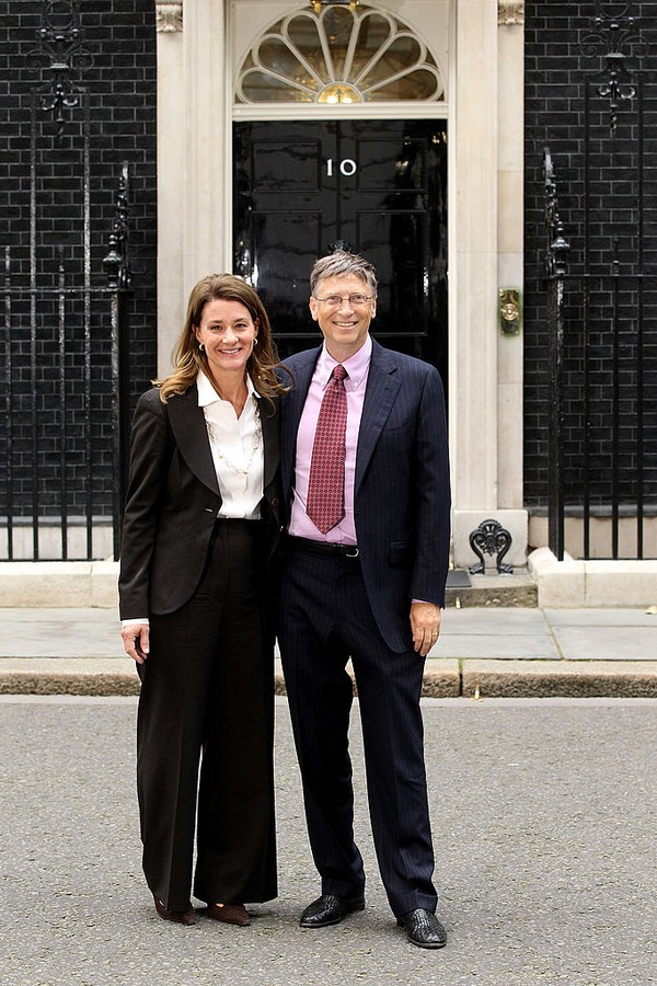 Melinda e Bill Gates (Foto: Getty Images)