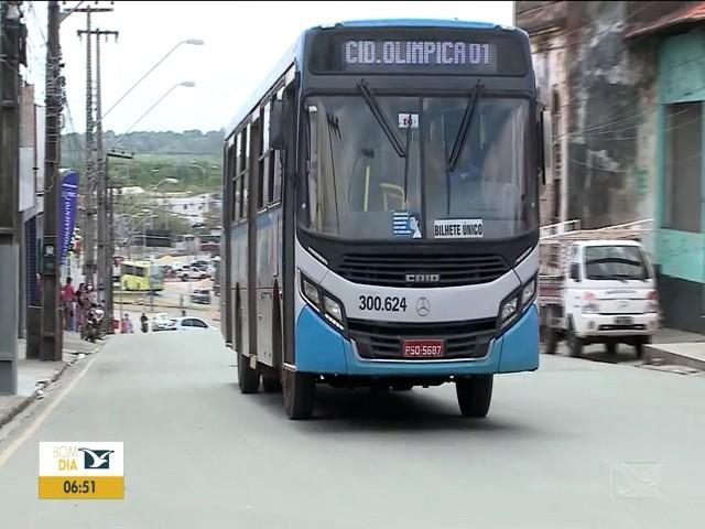 Rodoviários do transporte coletivo fazem 2º dia de greve em São Luís