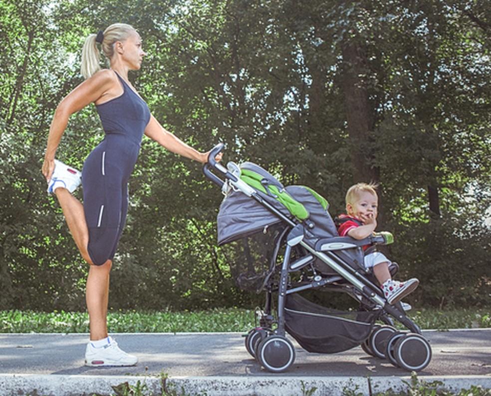 Exercícios prometem ajudar a promover mudanças metabólicas e hormonais  — Foto: iStock