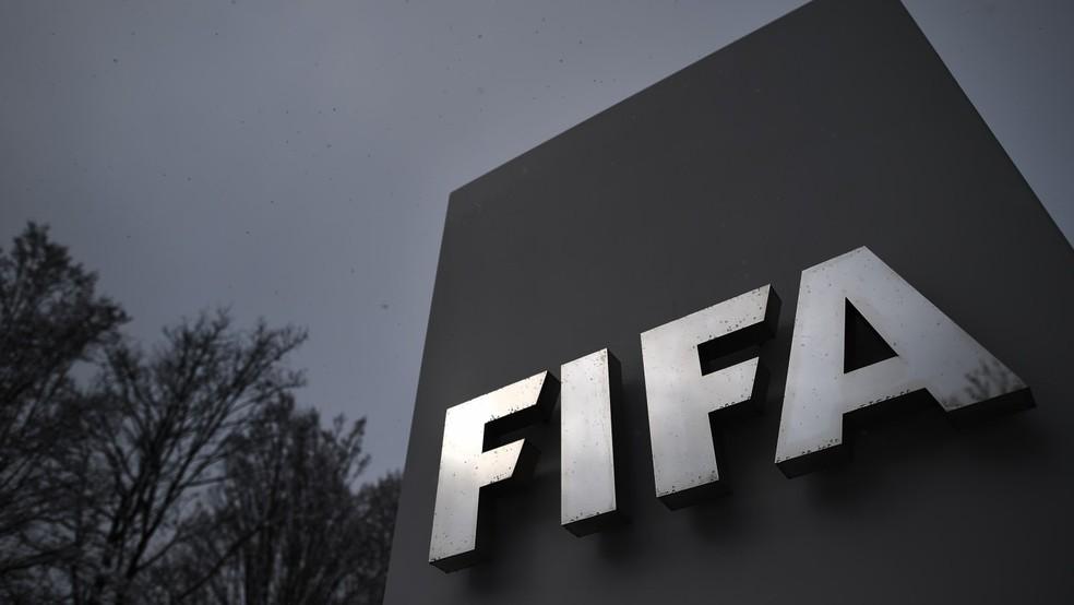 Fachada do prédio da Fifa — Foto: Divulgação/Fifa
