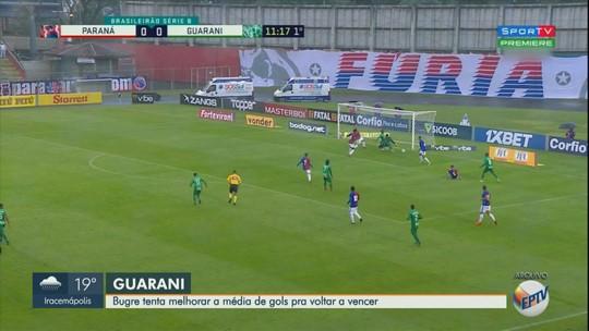 Procura-se parceiro para Diego Cardoso: Guarani busca soluções para baixa média de gols no ano