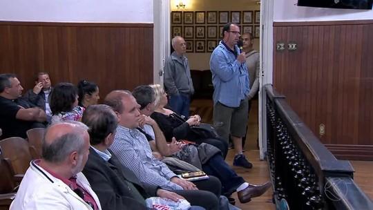 Feirantes cobram fiscalização e segurança durante audiência pública em Juiz de Fora