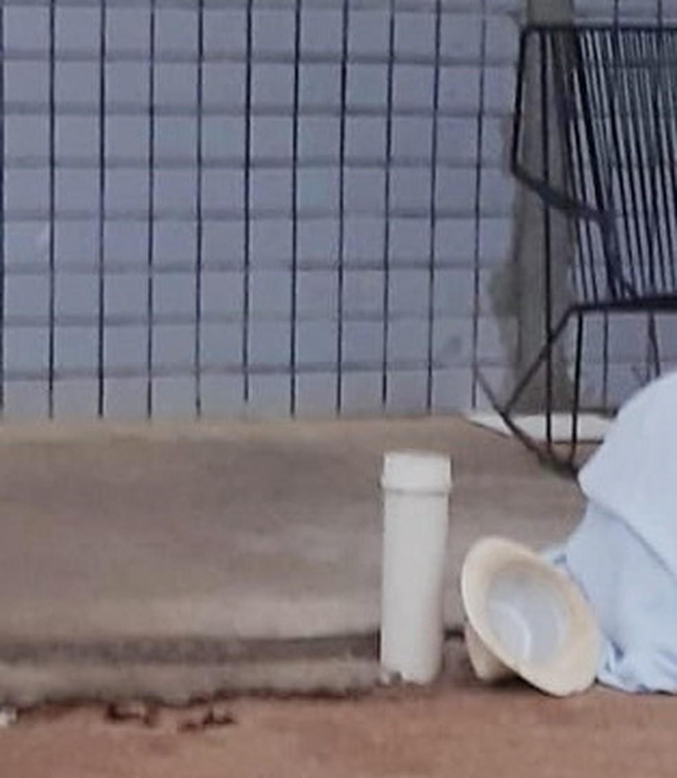 Crime aconteceu em Pau dos Ferros, RN — Foto: Redes Sociais