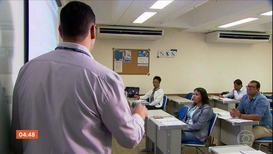Vítimas de acidente de trânsito com invalidez permanente se preparam para trabalhar