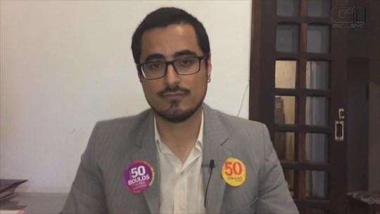 Candidato ao governo de SC Camasão (PSOL) responde perguntas do G1