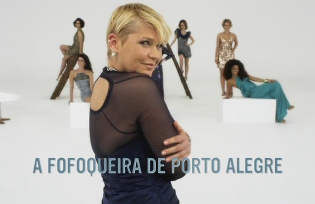 """Xuxa atuou num dos episódios da série """"As brasileiras"""", na Globo, em 2012 (Foto: Globo)"""