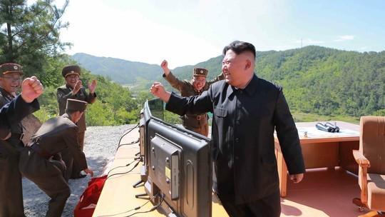 Foto: (KCNA/via REUTERS)