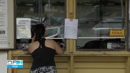 Motoristas reclamam da demora na análise de recursos de multas por Detran e DER