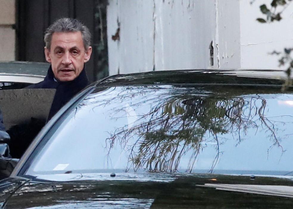Ex-presidente francês Sarkozy será julgado por corrupção e tráfico de influência