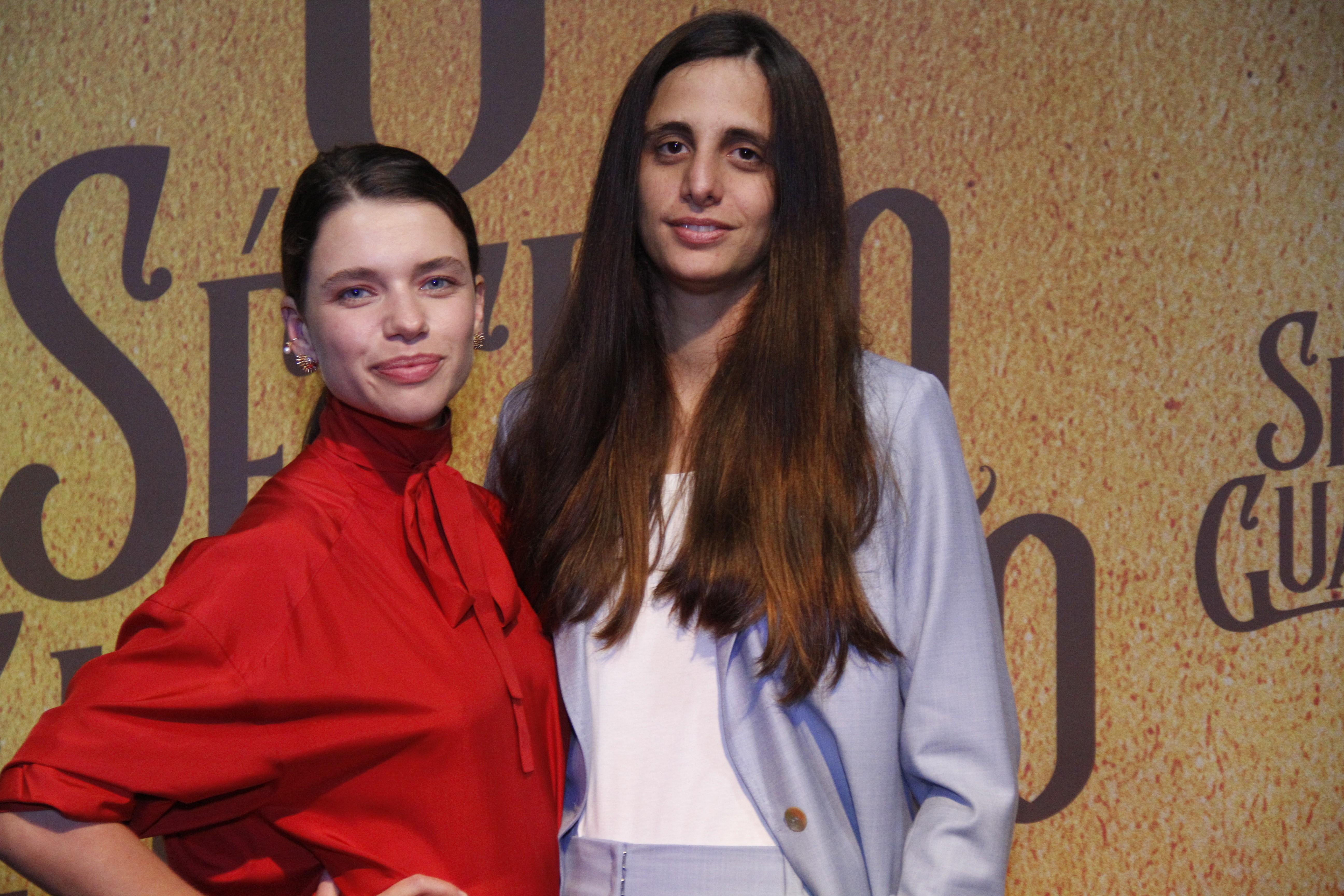 Bruna Linzmeyer e Priscila Visman (Foto: Reprodução Instagram)
