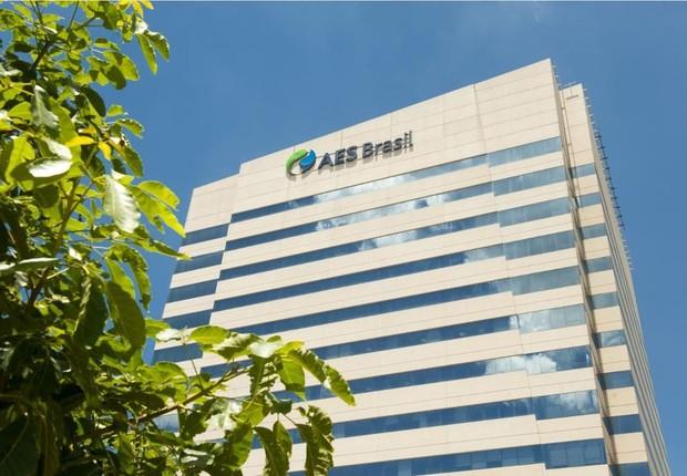 Sede da AES Brasil , empresa de energia (Foto: Divulgação)