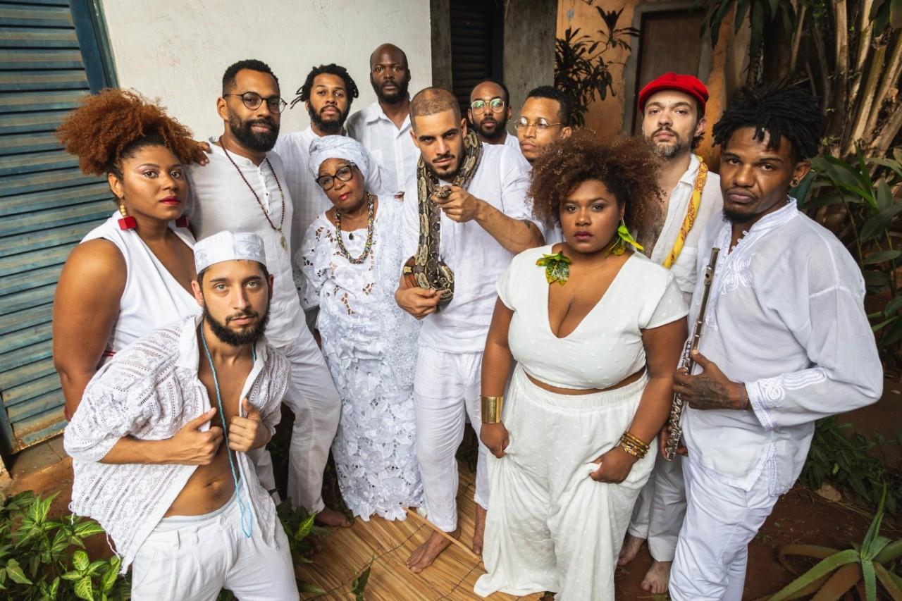 Aláfia afia o verbo em samba soul que dá pista do som e do tom do quarto álbum da banda paulistana - Notícias - Plantão Diário