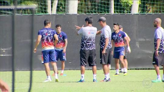 Diretor de Futebol do Vasco diz que não há prazo definido para anunciar um novo técnico