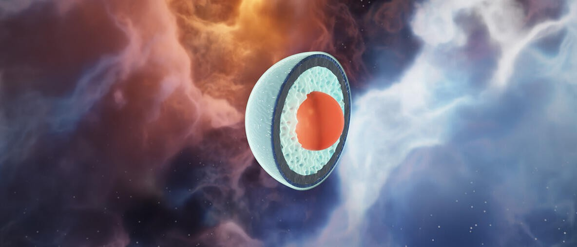 Novo tipo de matéria é encontrado dentro de estrelas de nêutrons (Foto: JYRKI HOKKANEN, CSC - IT CENTER FOR SCIENCE)