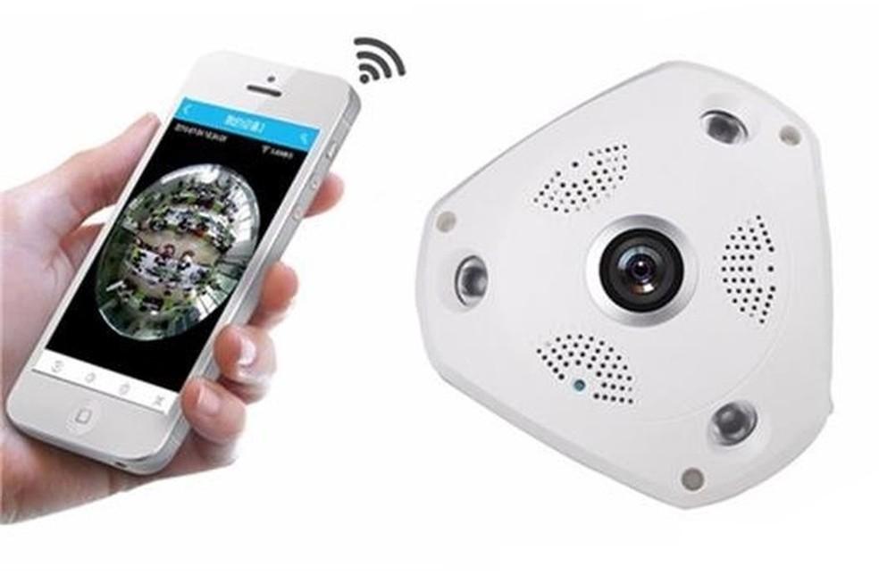 Conheça cinco modelos de câmeras de segurança 360 graus (Foto: Divulgação/OEM)