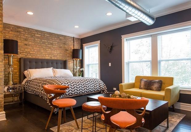 Loft em Chicago, no Airbnb (Foto: Divulgação)