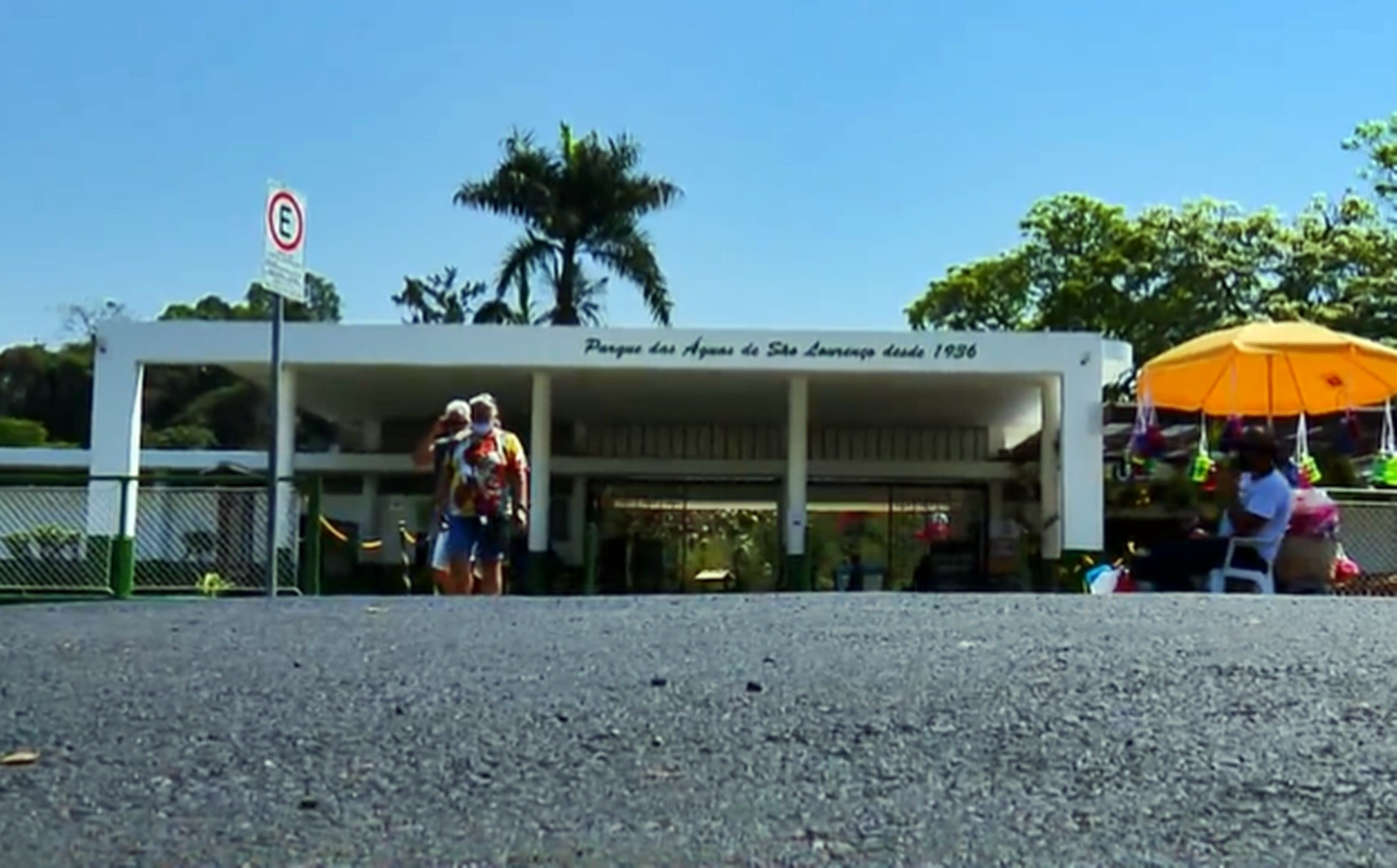 MP abre inquérito para investigar asfaltamento de ruas no entorno do Parque das Águas, em São Lourenço