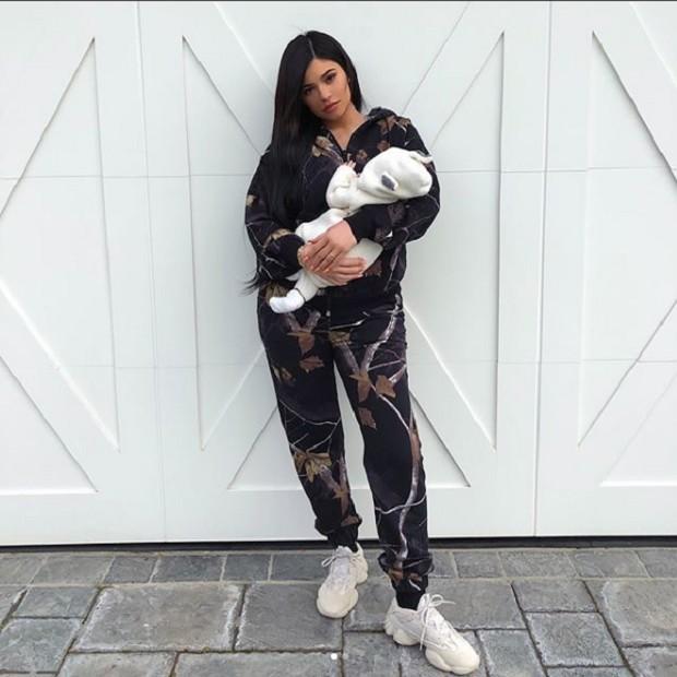 Kylie Jenner (Foto: Reprodução/ Instagram)