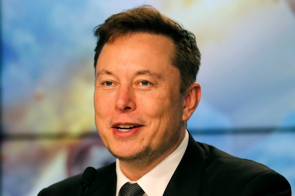 Elon Musk — Foto: Joe Skipper/Reuters/Arquivo