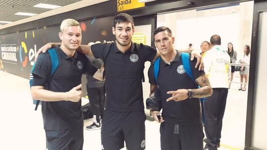 afea9d9c52 Partida de ida da terceira fase da Libertadores será disputada nesta  quarta-feira