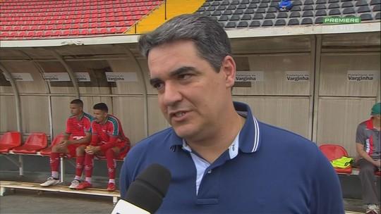 Tuca Guimarães confirma que fica no Boa Esporte para a próxima temporada