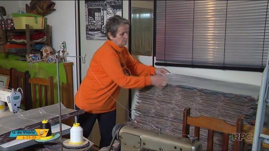 Conheça o 'Brasil Sem Frestas', projeto que ajuda a reforçar casas de pessoas carentes