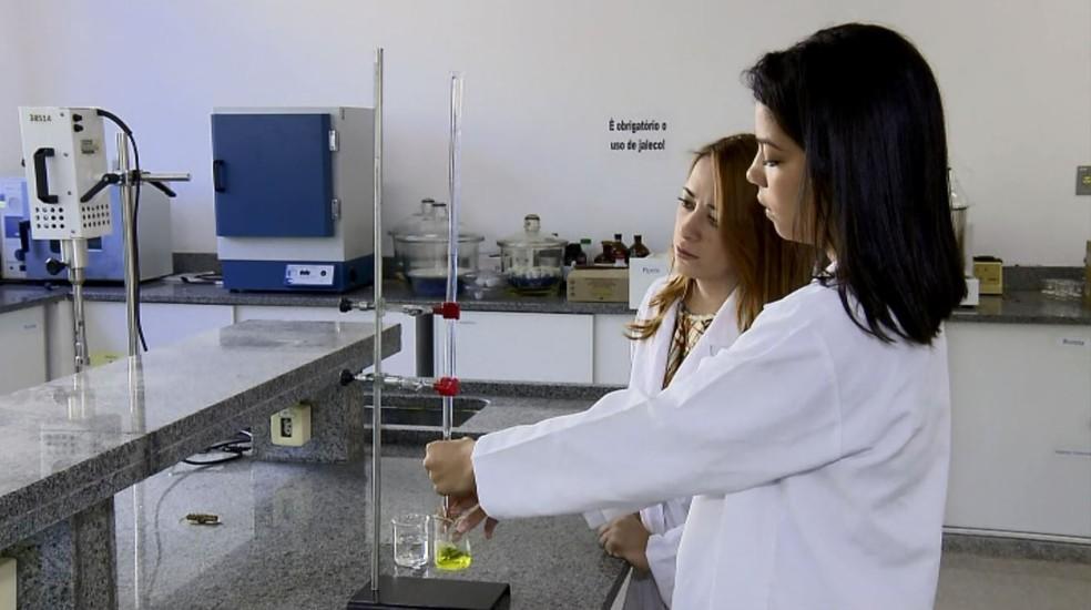 Estudantes temem corte de verba do Governo Federal ao IF Sul de Minas — Foto: Reprodução/EPTV
