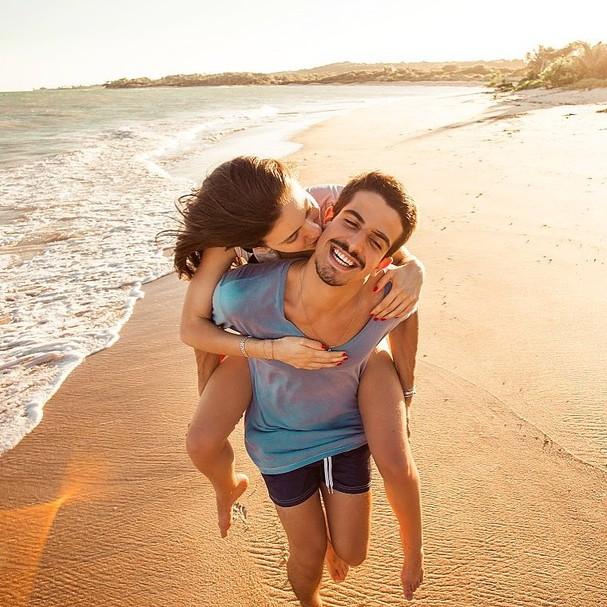 Enzo e Victoria Grendene (Foto: Reprodução / instagram)