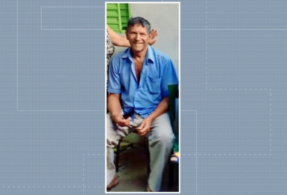 Sebastião Gomes morreu em acidente com barco em MG — Foto: Reprodução/EPTV