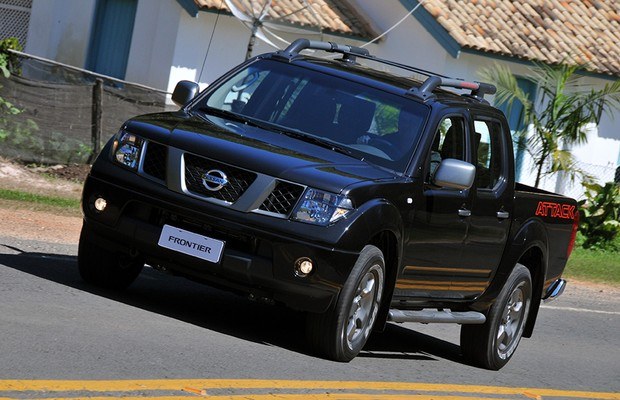 nissan amplia recall de airbags da frontier no brasil. Black Bedroom Furniture Sets. Home Design Ideas