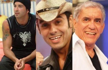 """Três participantes já morreram. Buba (""""BBB"""" 4) faleceu em decorrência de um câncer. André Caubói, do """"BBB"""" 9, foi assassinado em sua chácara, em São Paulo. E Nonô, também do """"BBB"""" 9, foi vítima de câncer TV Globo"""