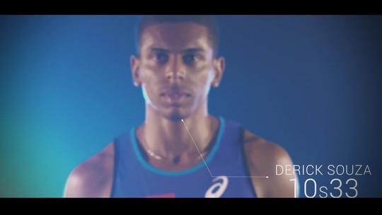 Derick Souza: o herdeiro que superou o legado da família no atletismo