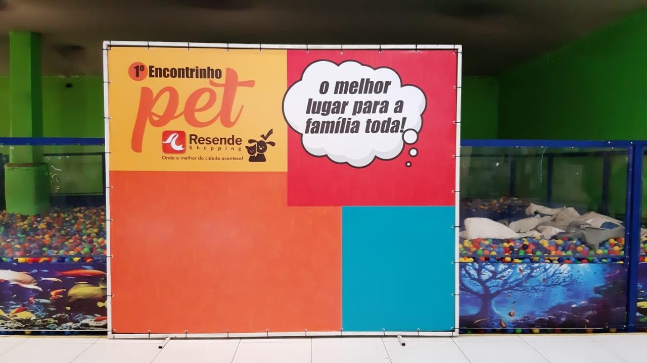 Primeira edição do 'Encontrinho Pet' acontece em Resende