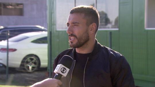 """Dirigente do Goiás afirma que Alan Ruschel jogará bem no clube """"só por um milagre"""""""