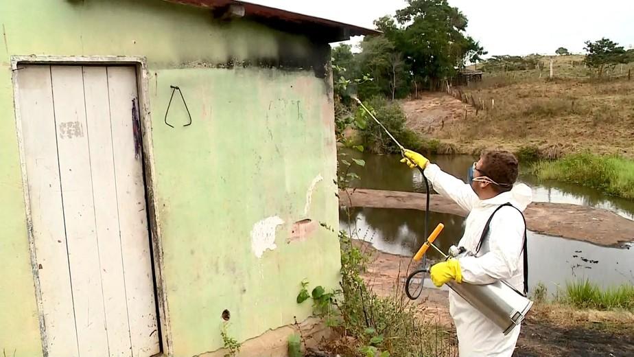 Malária é confirmada em 112 casos na região Noroeste do ES