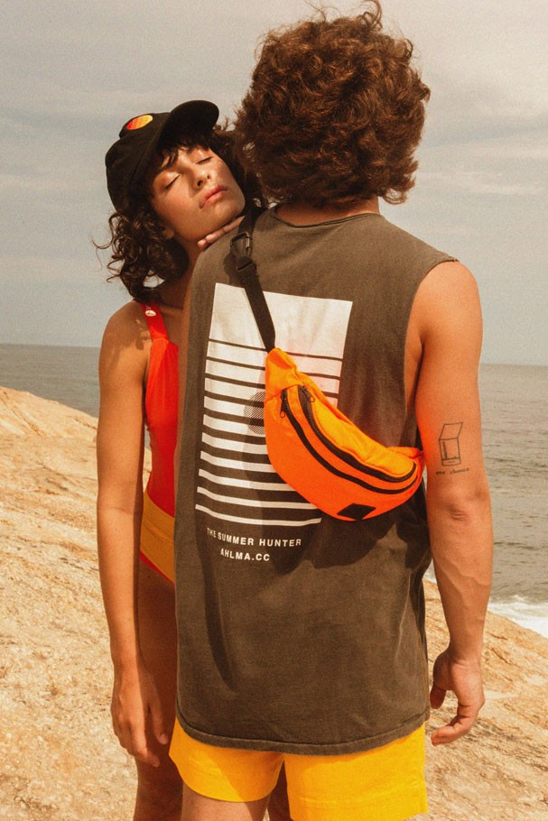The Summer Hunter + Ahlma (Foto: Divulgação)