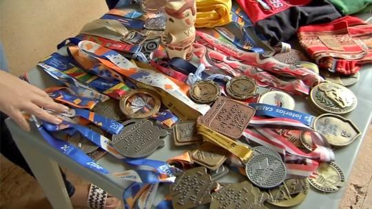 MS no pódio do Campeonato Mundial de Atletismo Paralímpico