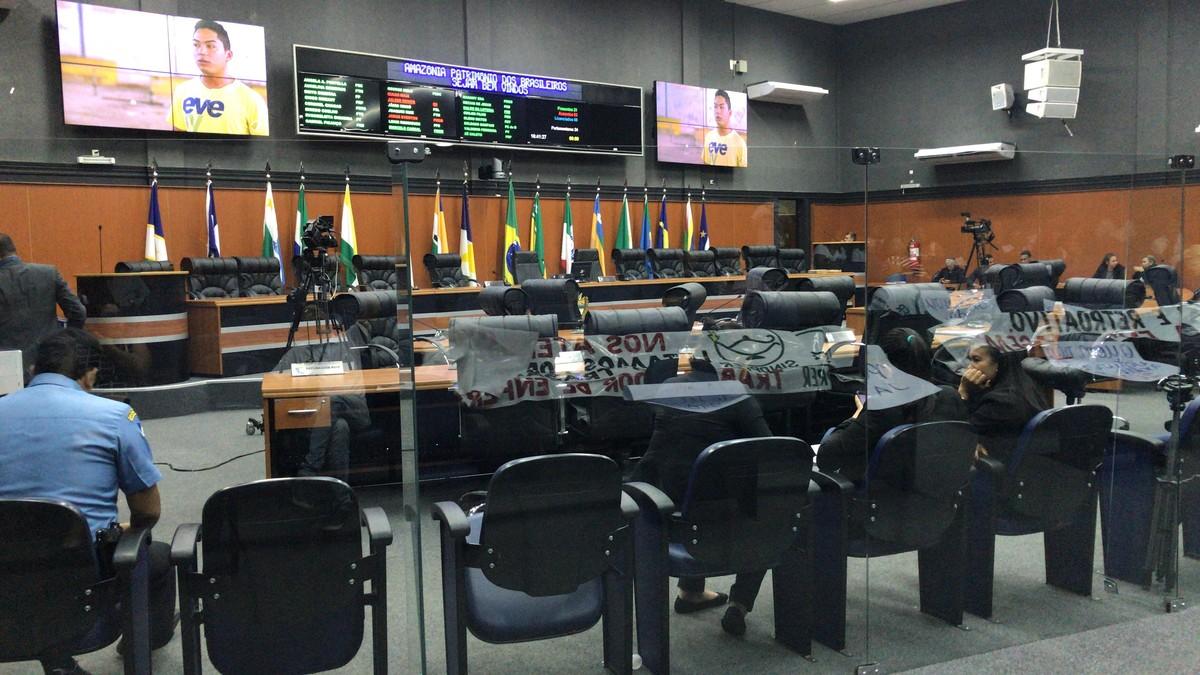 Deputados entram em recesso e votações na ALE-RR só retornam em fevereiro