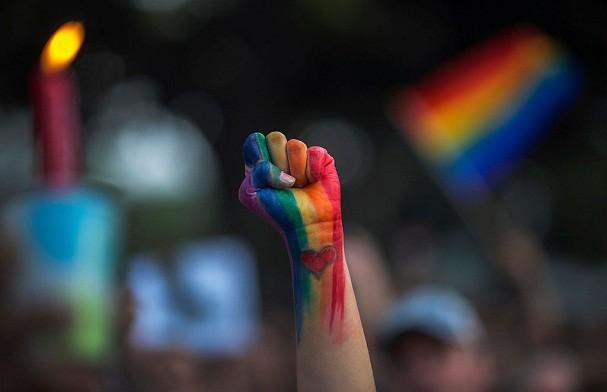 Direitos LGBTQ+ são Direitos Humanos (Foto: Getty Images)