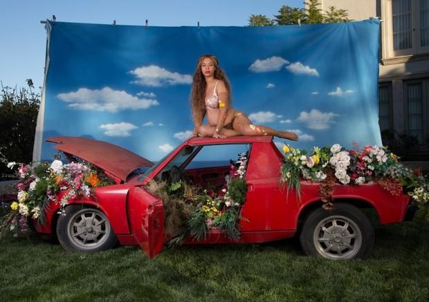 Beyoncé (Foto: Reprodução / Beyoncé)