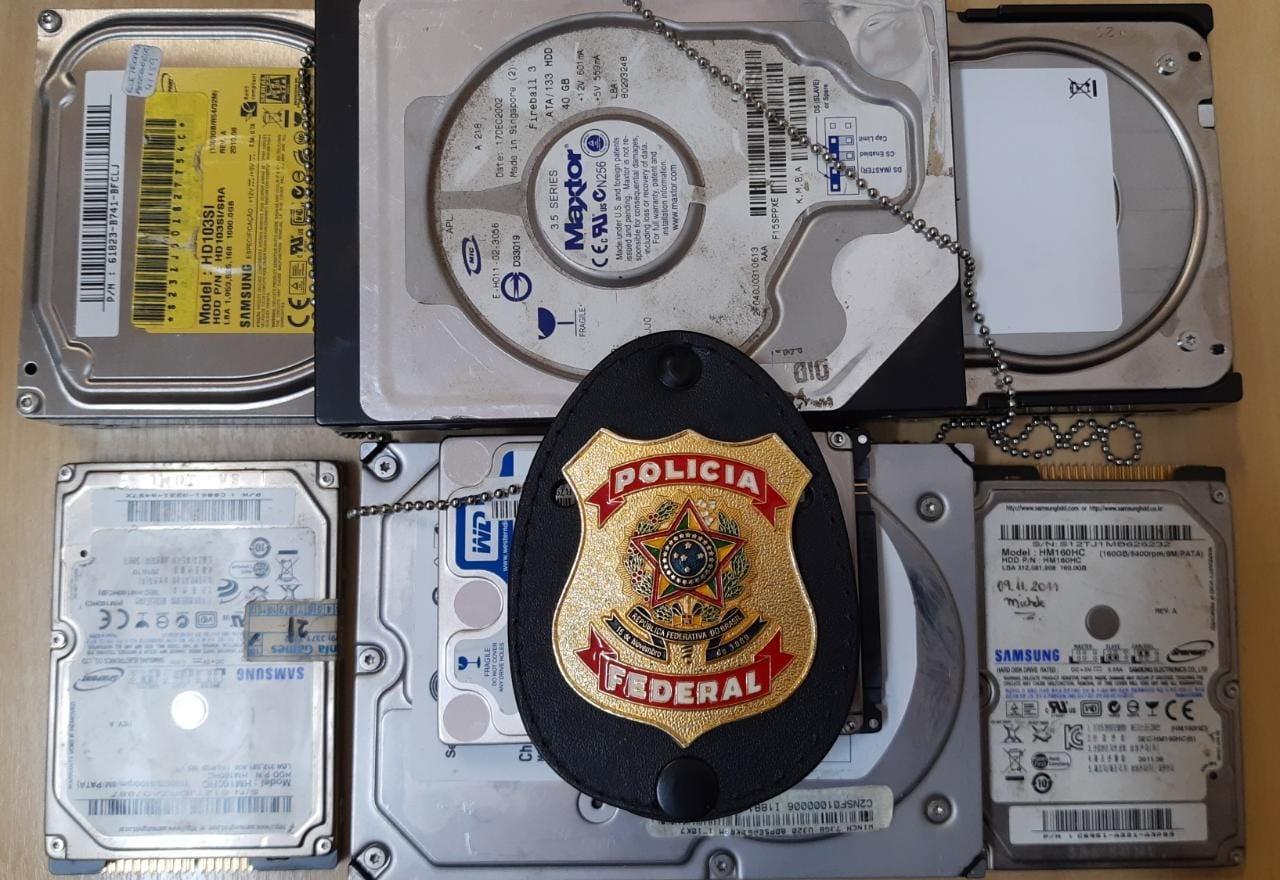 Polícia Federal prende suspeito de armazenar pornografia infantil em Piracicaba