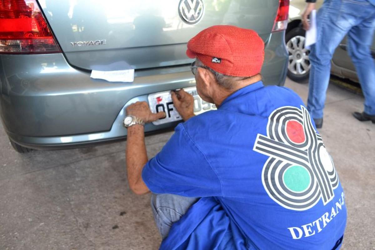 Detran volta a disponibilizar lacres para veículos em Belém e interior