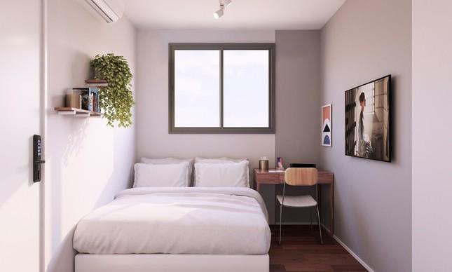 Apartamento da Gafisa no Smart Santa Cecília, em São Paulo