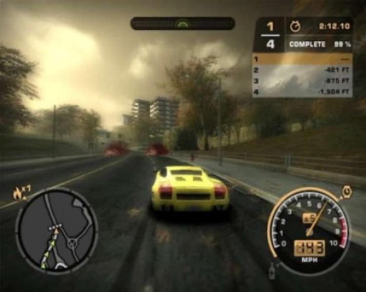 NFS: Most Wanted (2005) | Jogos | Download | TechTudo
