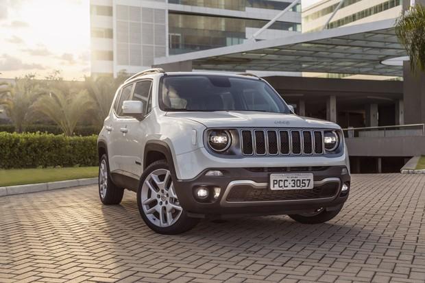 Jeep Renegade Todos Os Precos Versoes E Custos Auto Esporte