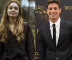 Sophie Charlotte e Cauã Reymond | Divulgação / Rede Globo