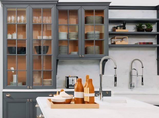 10 cozinhas incrivelmente organizadas